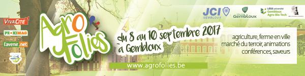 Agrofolies 2017 gembloux