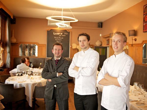Atelier culinaire du chef étoilé