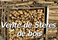 Vente de Steres de bois