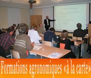 formation agronomiques a gembloux cth