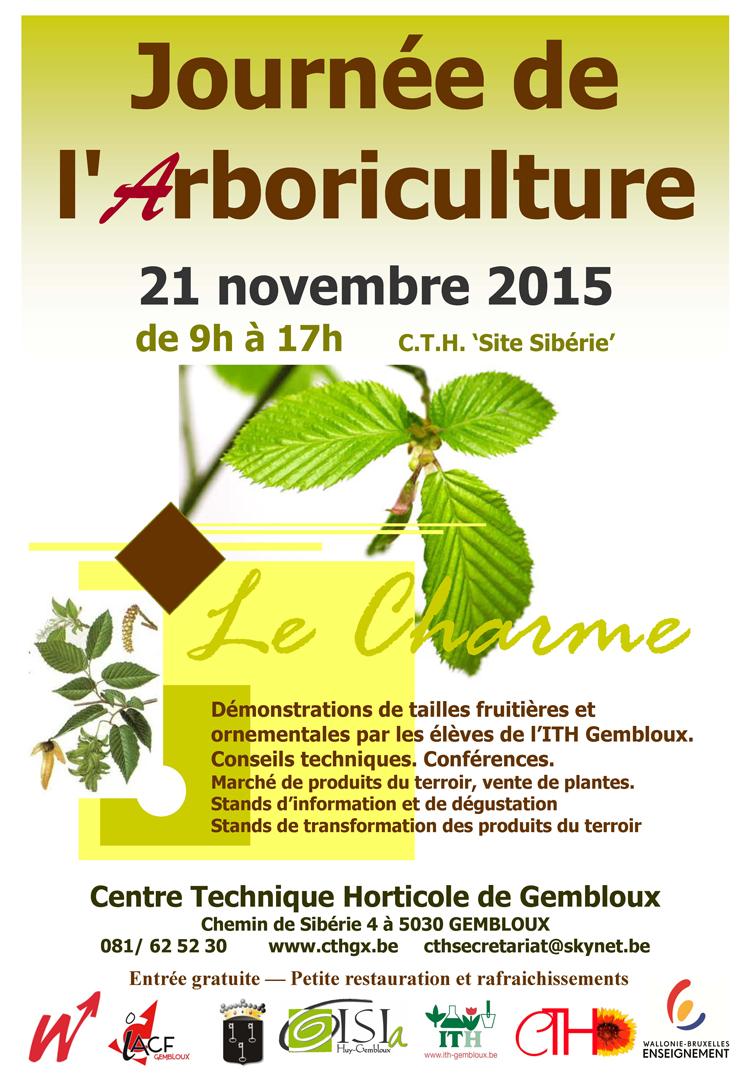 arboriculture plantes gembloux cth 2015