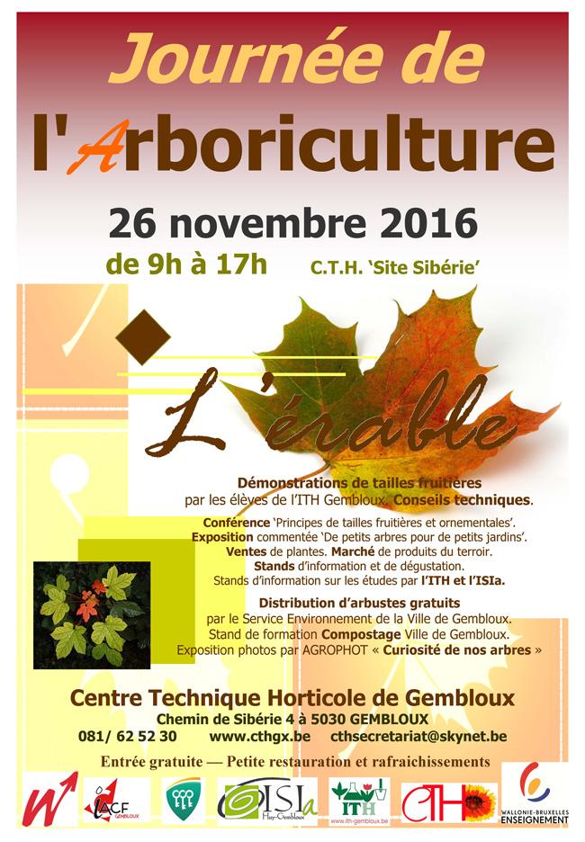 aparcours plantes gembloux cth 2016