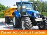 permis tracteur cth