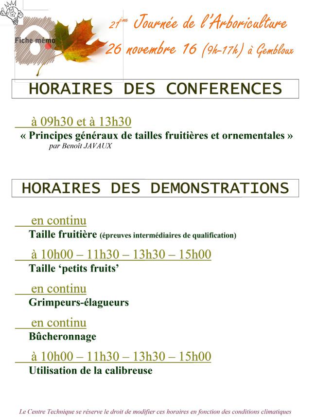 journee arboriculture gembloux cth 2016