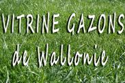 Vitrine gazons de Wallonie au CTH